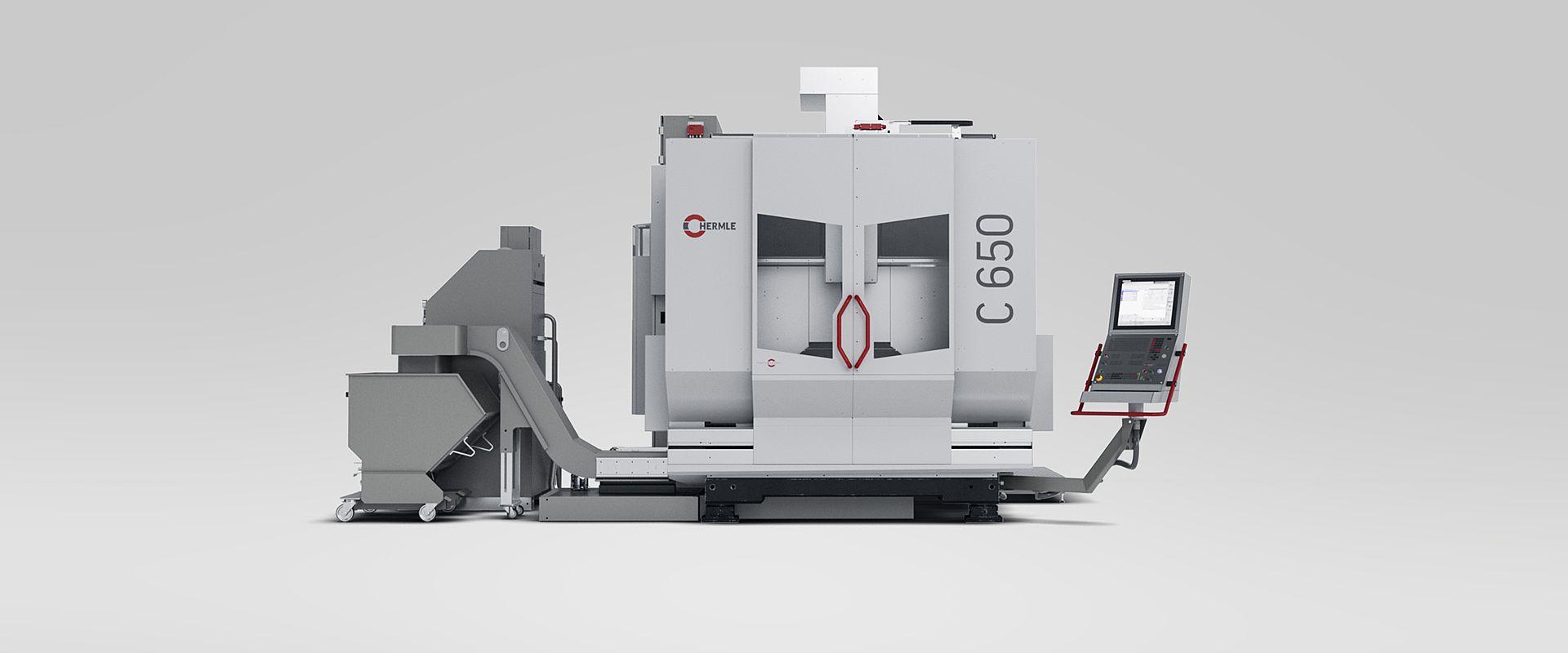 Hermle C 650  – Kalıpçıların yeni gözdesi oldu